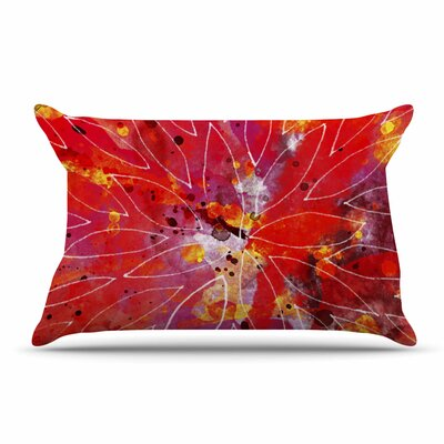 Li Zamperini Flame Pillow Case