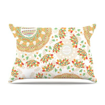 Miranda Mol Bohemian Bright Geometric Pillow Case