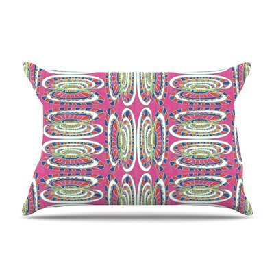 Miranda Mol Bohemian Wild Abstract Pillow Case