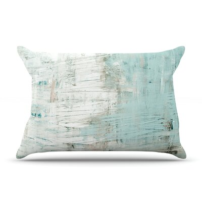 Iris Lehnhardt Bluish Neutral Pillow Case