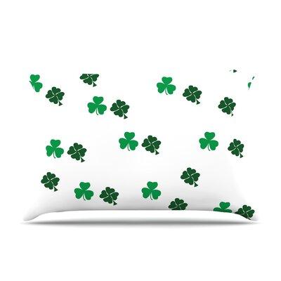 Shamrockin St. Patrick Pillow Case