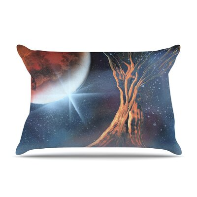 Infinite Spray Art Embark Nature Pillow Case