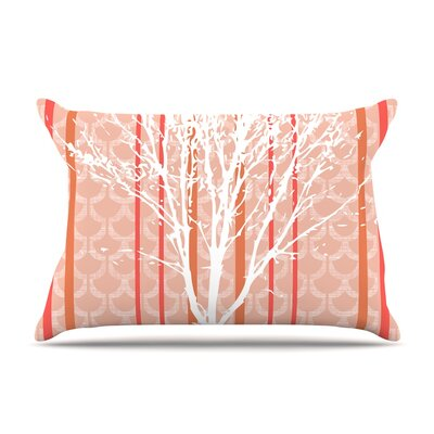 Pellerina Design Spring Tree Pastel Pillow Case