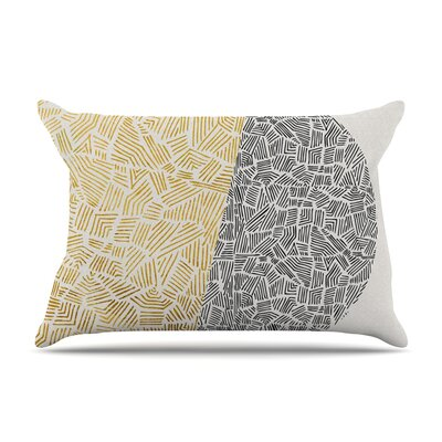 Pom Graphic Design Inca Day & Night Pillow Case