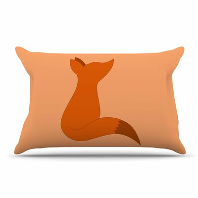 NL Designs Fox Pillow Case