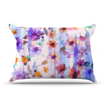 Nikki Strange Floral Pastel Pillow Case