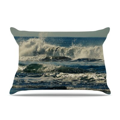 Robin Dickinson Forever Young Coastal Pillow Case