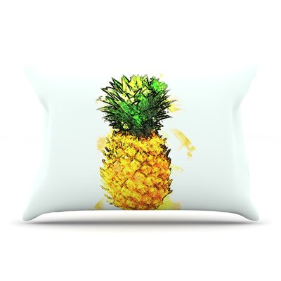 Oriana Cordero Slice Of Summer Pillow Case