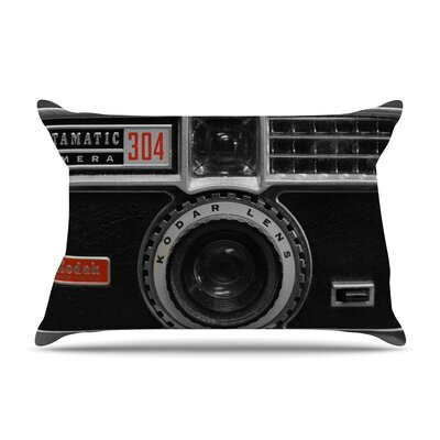 Robin Dickinson Instamatic Pillow Case