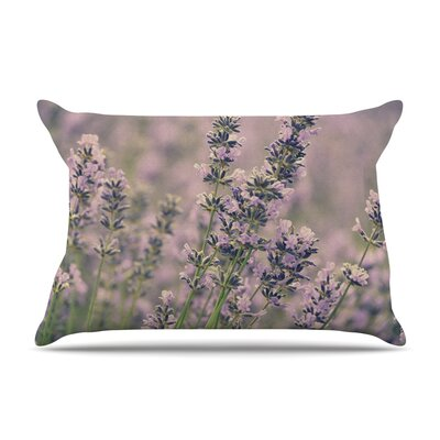 Robin Dickinson Smell The Flowers Pillow Case
