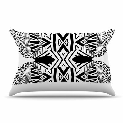 Pom Graphic Design Ocean Retro Vibes Pillow Case