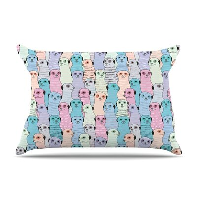 Snap Studio Ferret Wheel Pillow Case