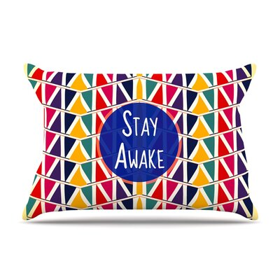 Famenxt Stay Awake Pillow Case