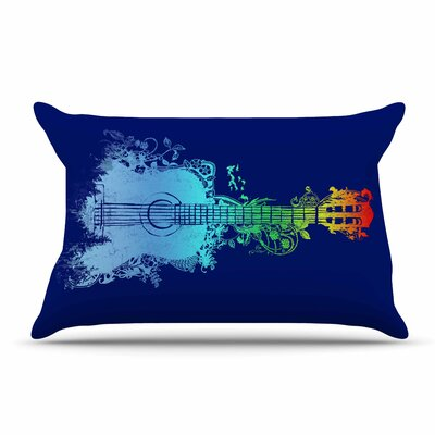 Frederic Levy-Hadida Nature Tune Pillow Case