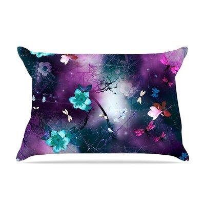 Fernanda Sternieri Fairy Tale Floral Pillow Case