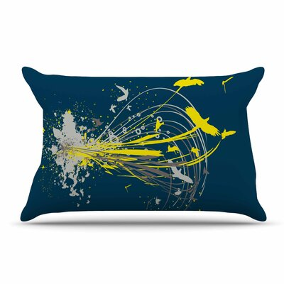 Frederic Levy-Hadida Migratory s Pillow Case