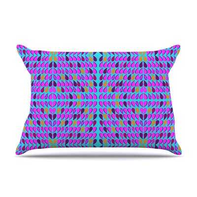 Fernanda Sternieri Optical Paisley Pillow Case
