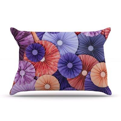 Heidi Jennings Raspberry Sherbert Pillow Case