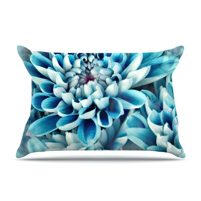 Susan Sanders Floral Paradise Flower Pillow Case