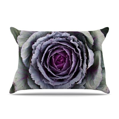 Susan Sanders Flower Love Pillow Case