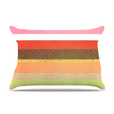 Strawberringo Mix Hodge Podge Pillow Case