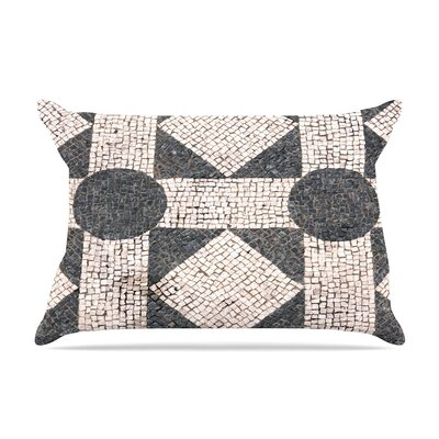 Susan Sanders Mosaic Pillow Case