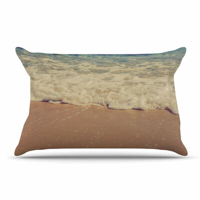 Violet Hudson Sandy Coastal Pillow Case