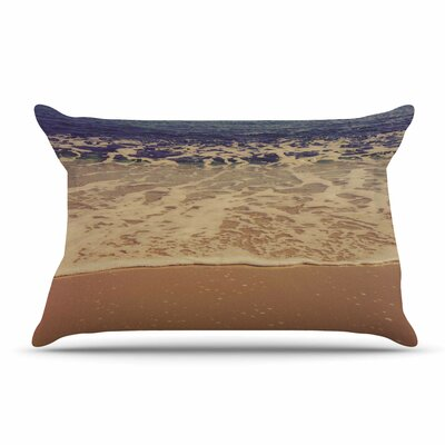 Violet Hudson Beach Pillow Case
