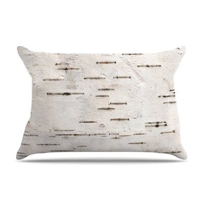 Susan Sanders Painted Tree Rustic Pillow Case