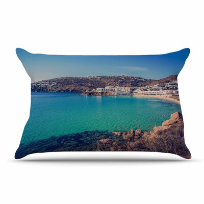 Violet Hudson Mykonos Bay Pillow Case