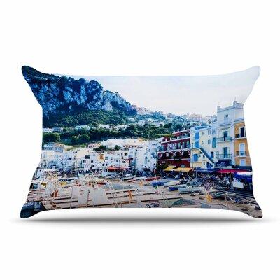 Violet Hudson Capri Paradise Pillow Case