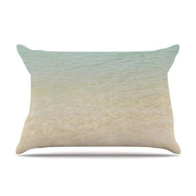 Catherine McDonald Sea Beach Photography Pillow Case