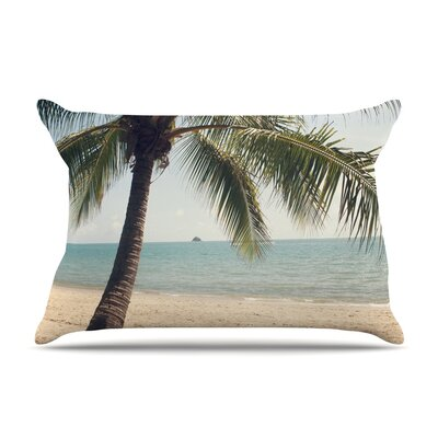 Catherine McDonald Tropic Of Capricorn Ocean Photography Pillow Case