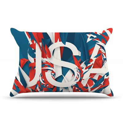 Danny Ivan Usa World Cup Pillow Case