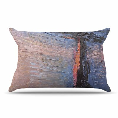Carol Schiff Coral Pillow Case