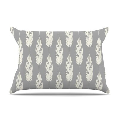 Amanda Lane Feathers Pillow Case