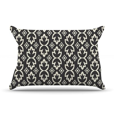 Amanda Lane Cream Bohemia Dark Pillow Case