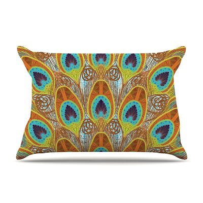 Art Love Passion Peacock Pillow Case