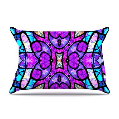 Art Love Passion Kaleidoscope Dream Pillow Case