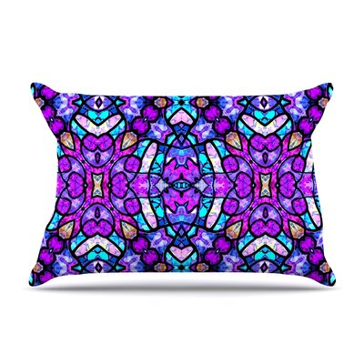 Art Love Passion Kaleidoscope Dream Continued Pillow Case