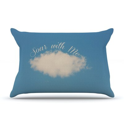 Beth Engel Soar With Me Cloud Pillow Case
