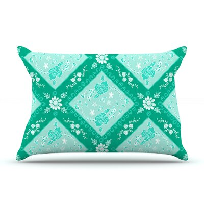 Anneline Sophia Diamonds Seafoam Pillow Case