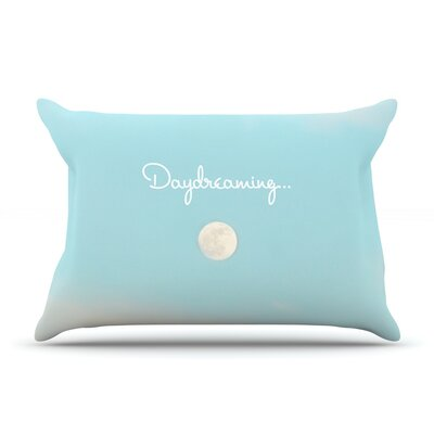 Beth Engel Day Dreaming Sky Clouds Pillow Case