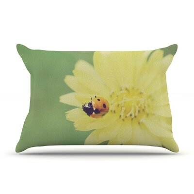 Beth Engel Little Lady Ladybug Pillow Case