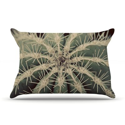 Angie Turner Cactus Plant Pillow Case