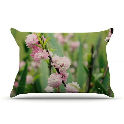 Beth Engel The Best Things In Life Are Pink Pillow Case
