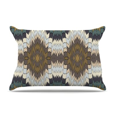 Akwaflorell Papercuts Geometric Pillow Case