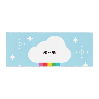 Mr. Rainbow Kids Bed Runner