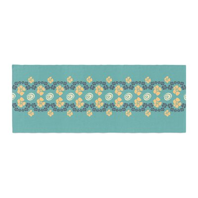 Zara Martina Mansen Flora Formations Bed Runner