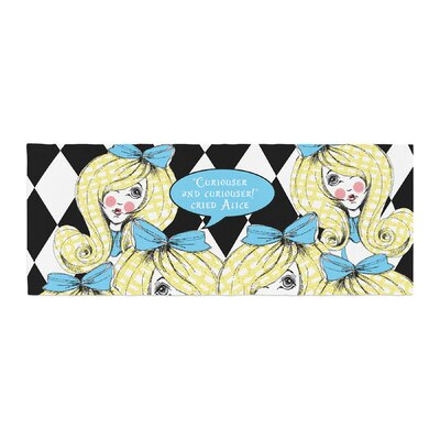 Zara Martina Curious Alice Bed Runner